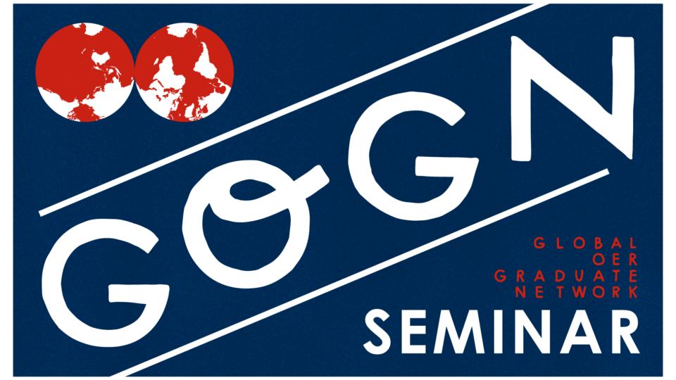 GO-GN Mini Seminars: Autumn Edition
