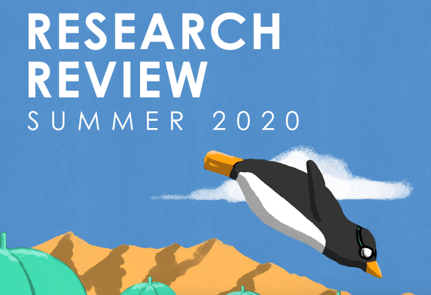 Research Review Summer 2020 – Report and Webinar