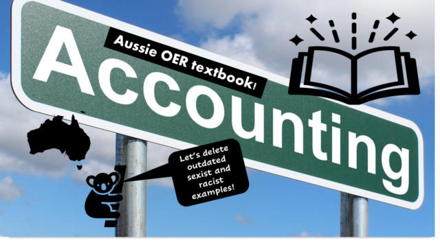 Fellowship 2021: a diversified foundational open Accounting textbook for the Australian context