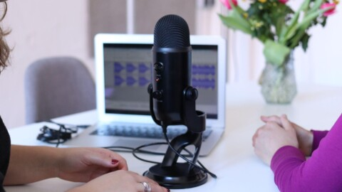 The Process of creating a podcast, don't make the same mistakes I did: Blog #2-B for the Open Podcasting Project.